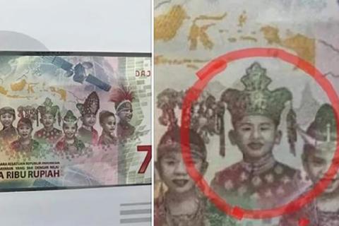 Đồng tiền mới của Indonesia gây tranh cãi vì có hình ảnh Trung Quốc?