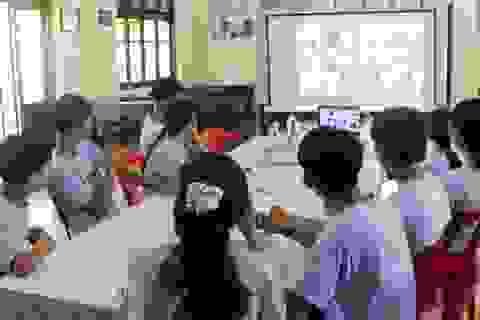 SHB và ManCity đào tạo các bạn trẻ kỹ năng chủ động thích ứng