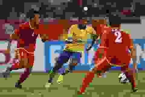 Hai ngôi sao xuất hiện ở chung kết cúp châu Âu từng sang Việt Nam du đấu