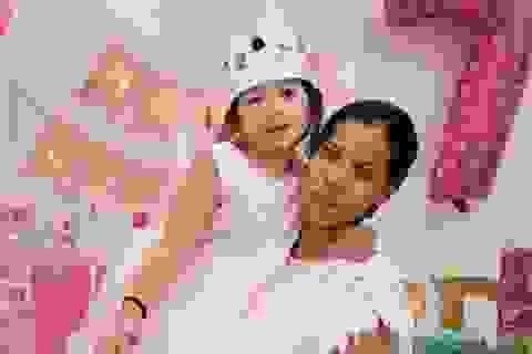 Món quà bất ngờ trong sinh nhật của con gái cố diễn viên Mai Phương