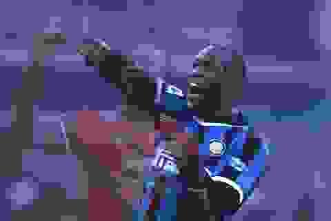 """Romelu Lukaku: Người thừa ở Man Utd thành """"bùa hộ mệnh"""" của Inter"""