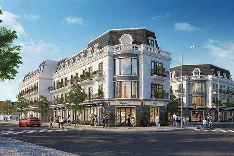 Vingroup ra mắt Vincom Shophouse Uông Bí - Quảng Ninh
