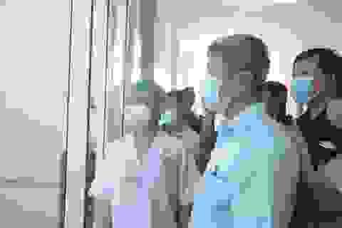 Hơn 20 ngày của Thứ trưởng Nguyễn Trường Sơn ở tâm dịch Covid-19 Đà Nẵng