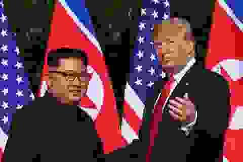 """Ông Trump: """"Nếu không nhờ tôi, Mỹ - Triều có thể đã xảy ra chiến tranh"""""""