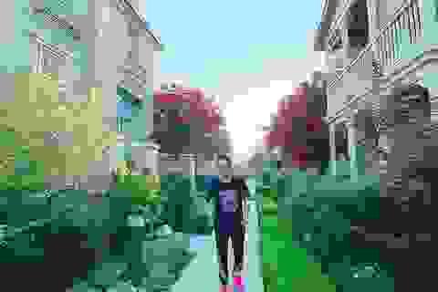 Biệt thự triệu đô với vườn rau trái tươi tốt ở Mỹ của ca sĩ Nhật Tinh Anh
