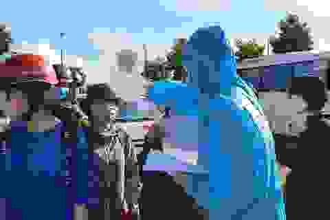"""Đề nghị lập tàu hỏa """"giải cứu"""" 10.000 người mắc kẹt rời Đà Nẵng"""