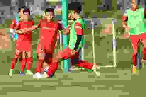 Vì sao U22 Việt Nam không đá tập với U19 Việt Nam?
