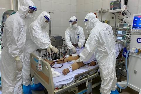 Bệnh nhân 416 nặng không thua bệnh nhân 91, tiên lượng điều trị còn rất lâu
