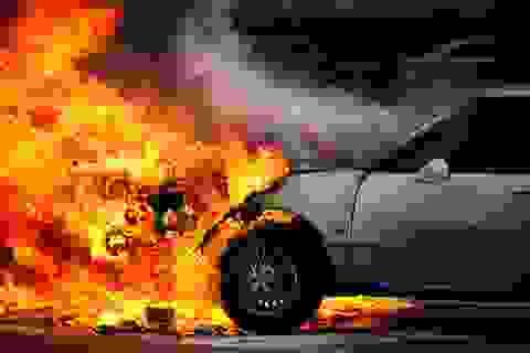 Cháy xe chạy điện nguy hiểm như thế nào?