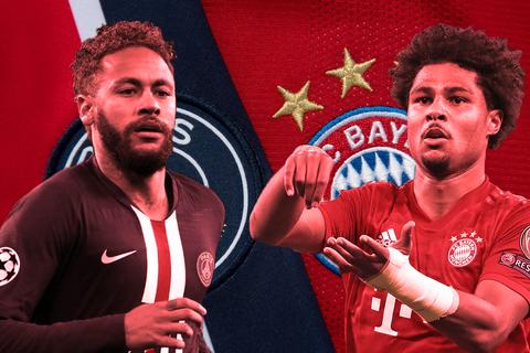 PSG - Bayern Munich: Lịch sử vẫy gọi