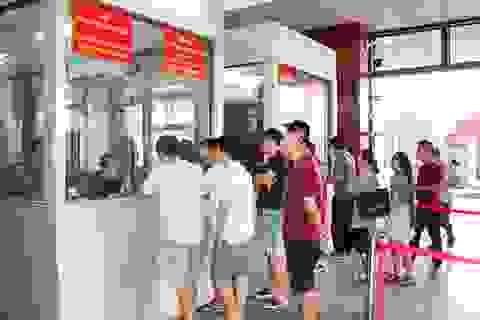 Quảng Trị: Hơn 400 sinh viên Lào nhập cảnh, trở lại Việt Nam học tập