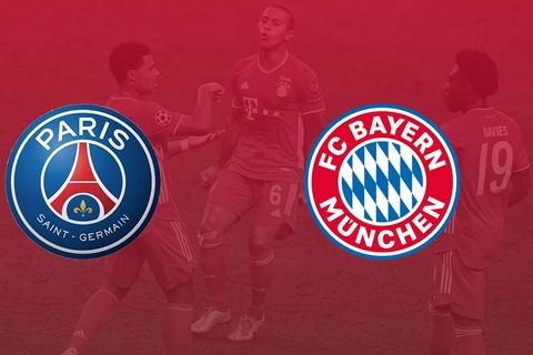 9 thống kê cho lần thứ 9 đối đầu giữa PSG và Bayern Munich