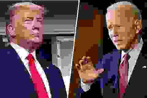 """Bầu cử Mỹ: Cơ hội """"ngàn năm có một"""" giúp Trump lật ngược tình thế trước Biden"""
