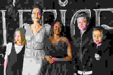 """Angelina Jolie: """"Chỉ các con mới hiểu tôi"""""""