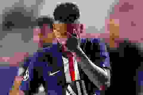 Nước mắt của Neymar và sự run rẩy của PSG