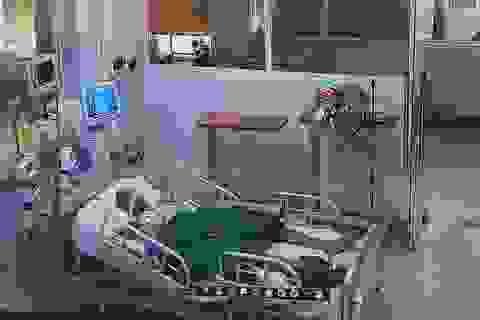 Hà Nội: Ca mắc Covid-19 phải chạy ECMO vì tổn thương phổi ngày càng nặng