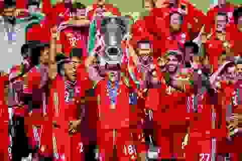 Bayern Munich là nhà vô địch hoàn hảo?