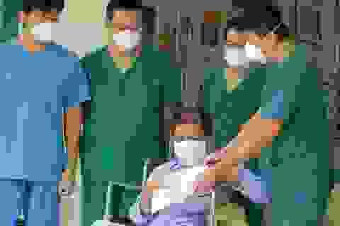 Bệnh nhân mắc Covid-19 thập tử nhất sinh được xuất viện