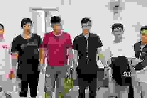 Công an TPHCM tìm 18 bị hại của băng cướp giả danh công an
