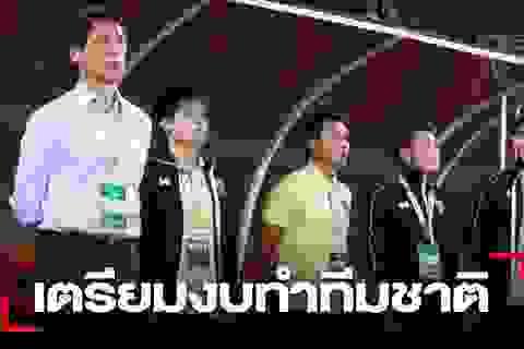 Thái Lan muốn tạo mọi điều kiện để HLV Nishino tuyển quân từ Thai-League