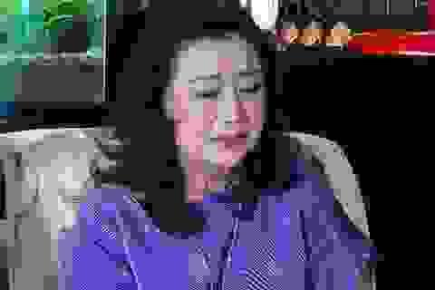 """NSND Kim Cương: """"Tôi từng trở nên điên dại khi con trai bị bắt cóc"""""""