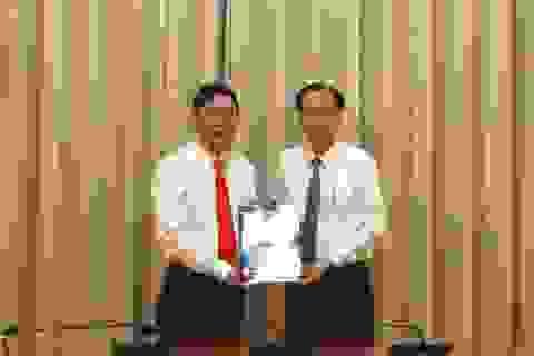 Trưởng Khu nông nghiệp Công nghệ cao làm Giám đốc Sở Nông nghiệp TPHCM