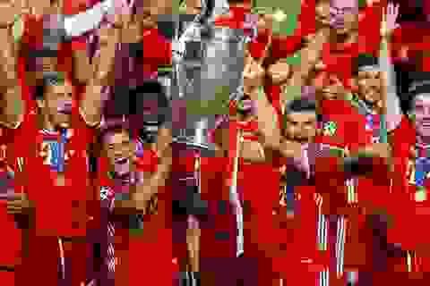 """Bayern Munich chinh phục Champions League bằng sức mạnh của """"một cỗ máy"""""""