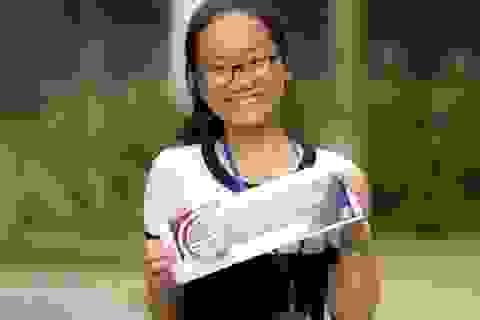 Nữ sinh Phú Yên xuất sắc giành 15 học bổng du học ở Mỹ