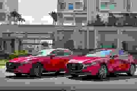 Trả trước 130 triệu sở hữu Mazda3 Luxury
