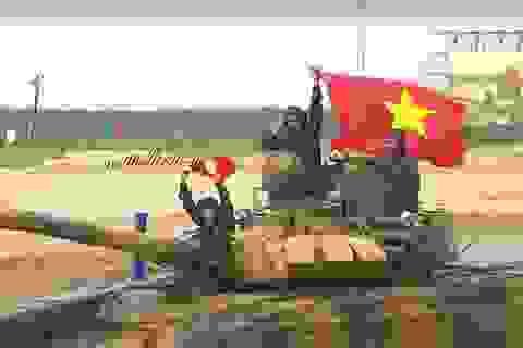 Đội tăng Việt Nam về đích đầu tiên ngày ra quân tại Army Games