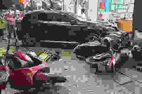Xử lý thế nào khi ôtô bị mất lái?
