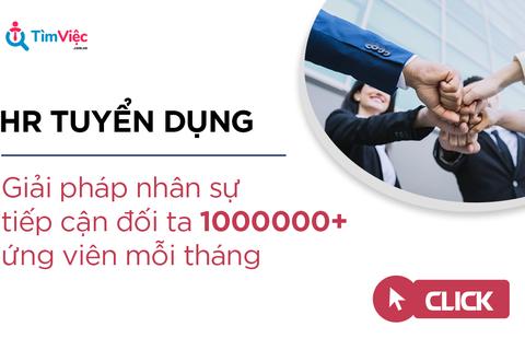 Timviec.com.vn - Giải pháp hiệu quả khi tuyển dụng việc làm