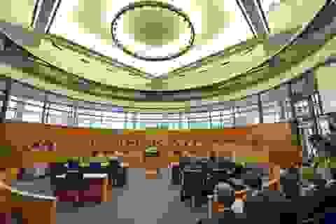Trung Quốc trúng cử ghế thẩm phán Tòa quốc tế về Luật biển