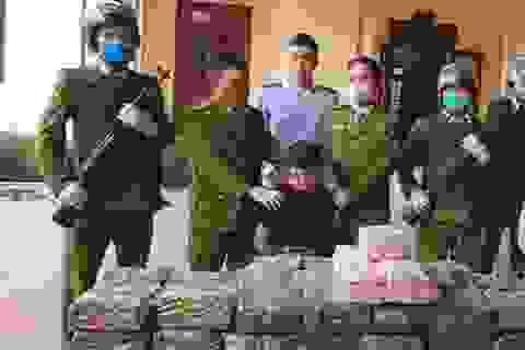 Tử hình đối tượng nhận vận chuyển gần 44kg ma túy để lấy 25 triệu đồng