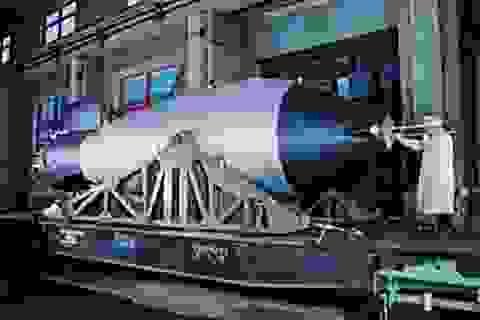 """Video hiếm về vụ thử nghiệm """"vua của các loại bom"""""""
