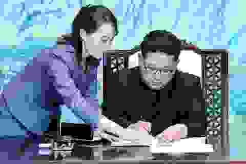 Hàn Quốc nói em gái ông Kim Jong-un kiểm soát đơn vị chủ chốt trong đảng