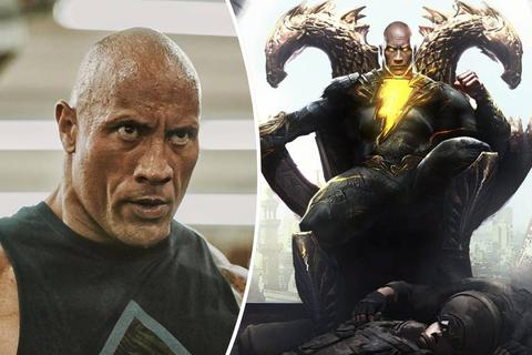 """Vai diễn """"siêu phản diện"""" được kỳ vọng của tài tử cơ bắp Dwayne Johnson"""
