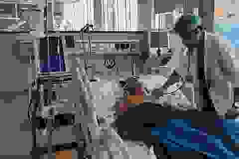 Vỡ tim sau tai nạn, bệnh nhân may mắn thoát chết