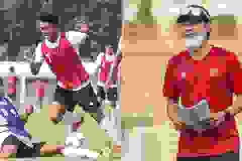 HLV Shin Tae-yong gây sốc, lại chê cầu thủ trẻ Indonesia thể lực kém