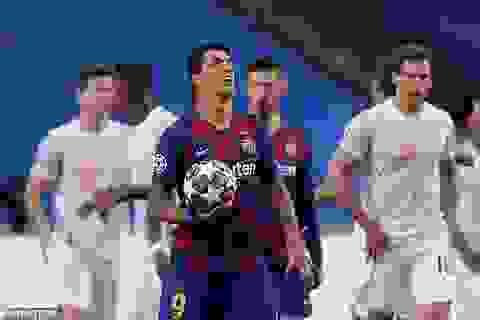 Nhật ký chuyển nhượng ngày 25/8: PSG nhắm Suarez để đá cặp với Neymar