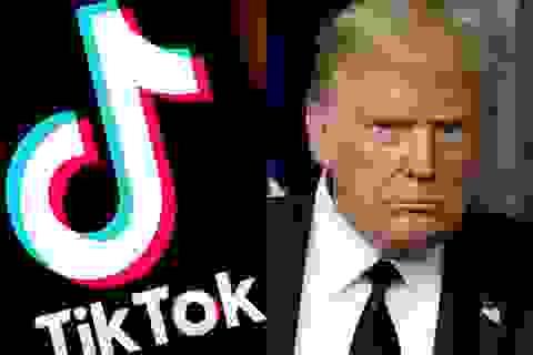 TikTok đệ đơn kiện Tổng thống Trump
