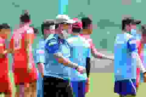 HLV Park Hang Seo chọn sơ đồ 3 hậu vệ cho U22 Việt Nam