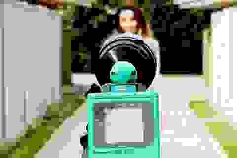 Điều gì sẽ xảy ra nếu gắn lens vào máy Game Boy để chụp ảnh?