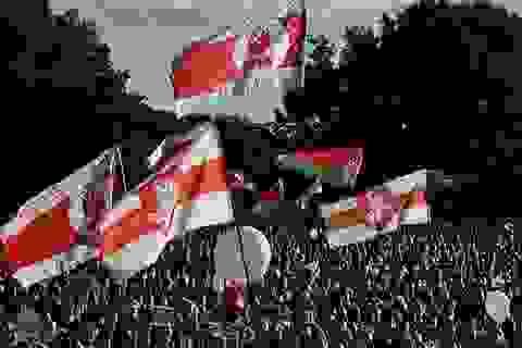 Câu chuyện Belarus: Trong xung, ngoài khắc