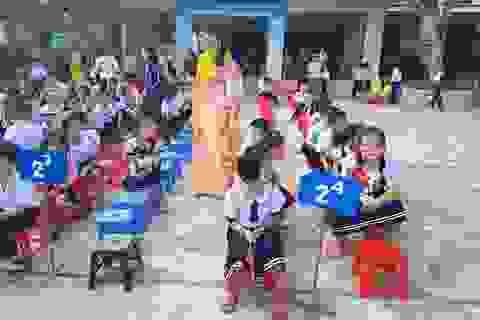 Khánh Hòa: Yêu cầu học sinh, giáo viên đeo khẩu trang dự lễ khai giảng