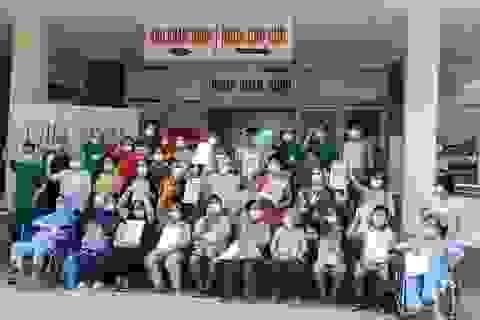 Đà Nẵng cho ra viện cùng lúc 31 bệnh nhân mắc Covid-19