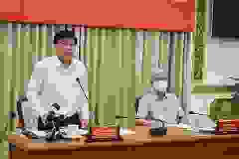 Chủ tịch TPHCM yêu cầu tiết giảm các khoản chi, quản chặt các khoản thu
