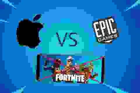 Epic Games tạm thời an toàn trước Apple