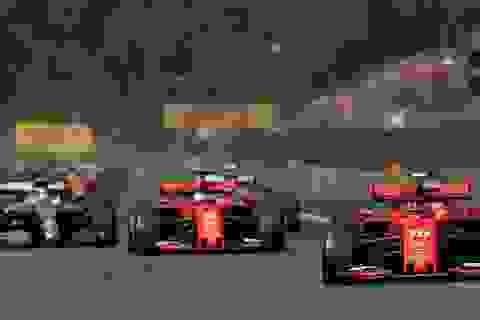 Việt Nam lỡ hẹn với mùa giải F1 2020