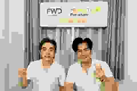 Hát live tại FWD Music Tour Pre-show, Đan Trường chứng minh chất giọng đẳng cấp